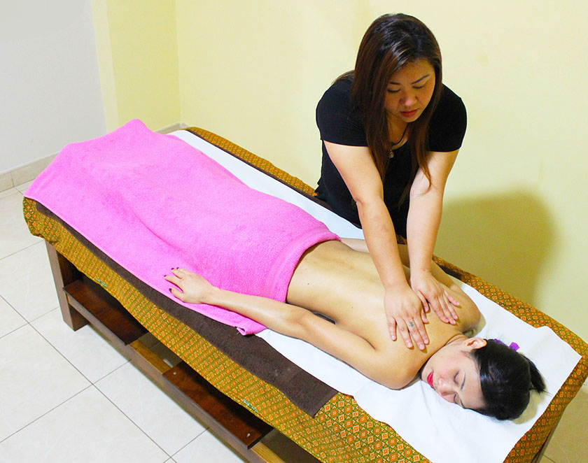 Dildo sex sabai thai massage